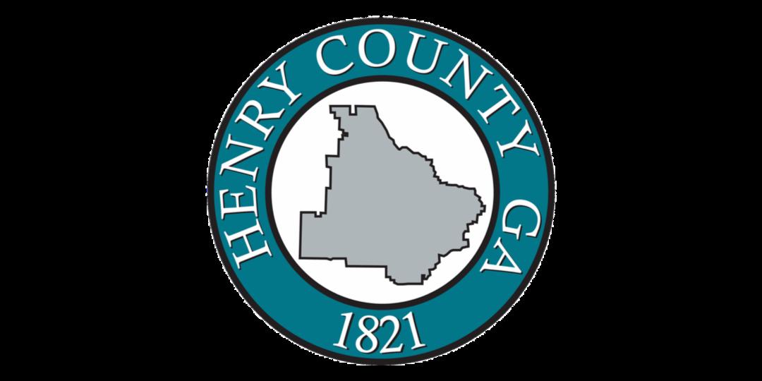 Logo for Henry County, GA