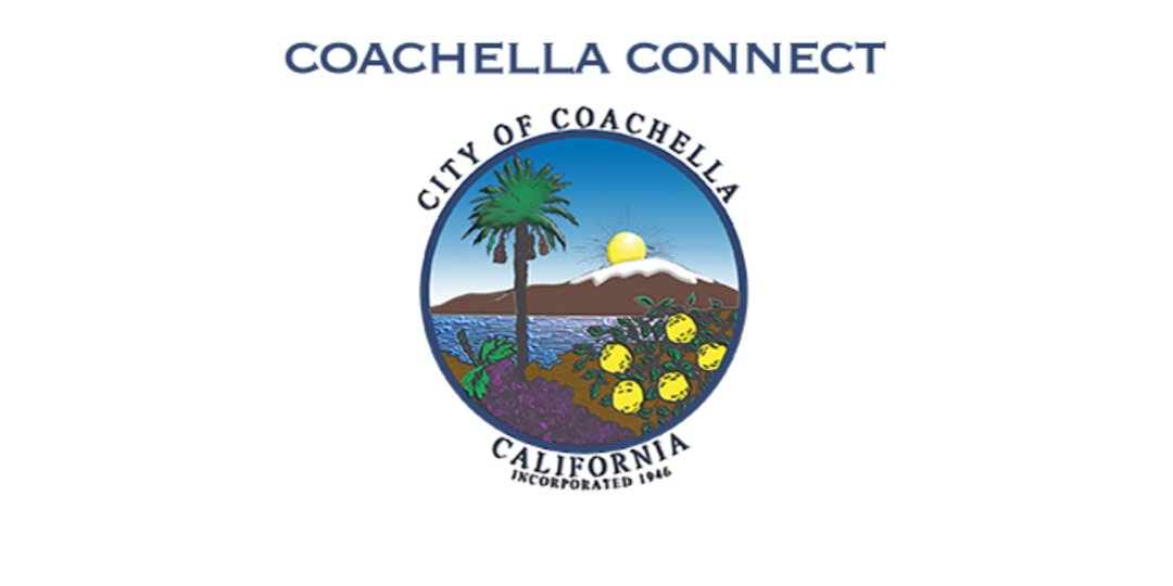 Logo for Coachella, CA