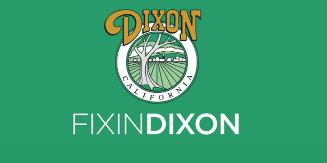 Logo for Dixon, CA