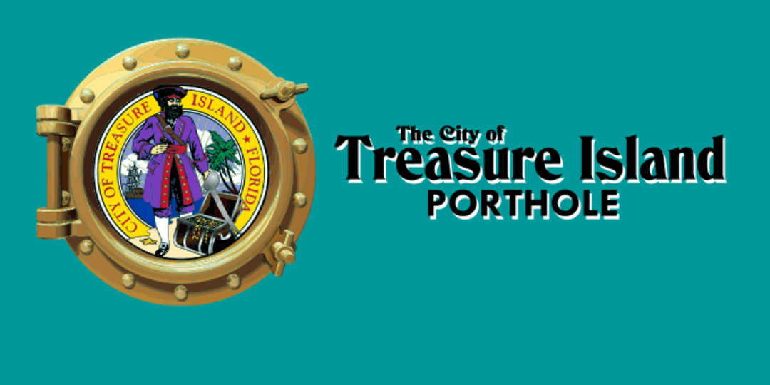 Logo for Treasure Island, FL