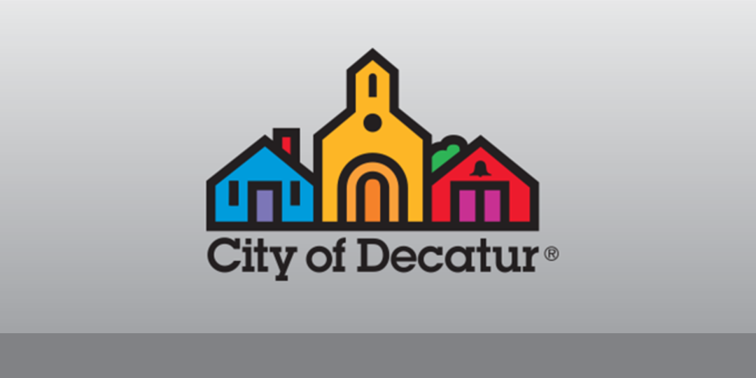 Logo for Decatur, GA