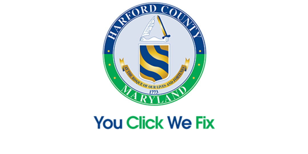 Logo for Harford County