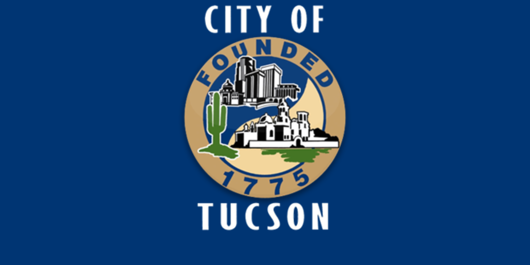 Logo for City of Tucson