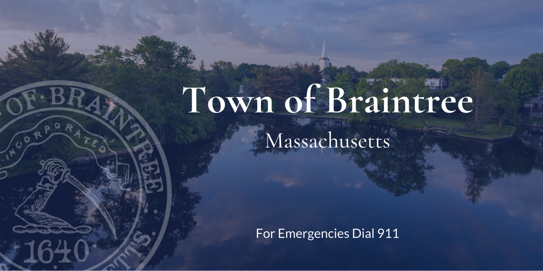 Logo for Braintree, MA