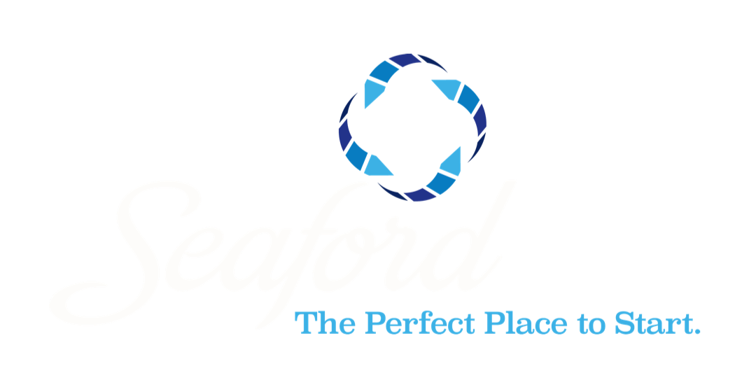 Logo for Seaford, DE