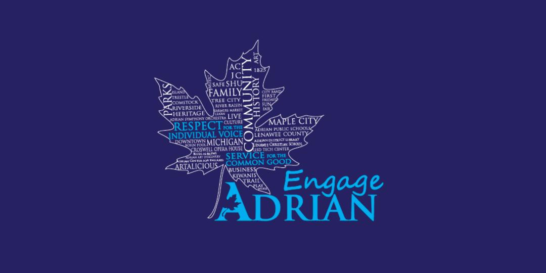 Logo for Adrian, MI