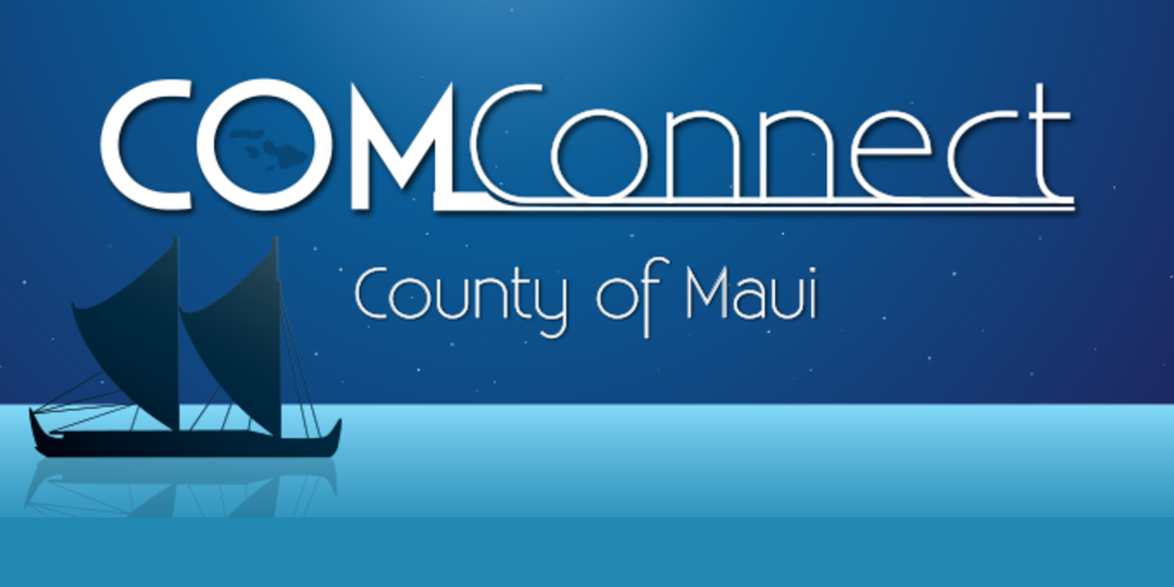Logo for Maui County