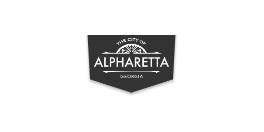 Logo for City of Alpharetta