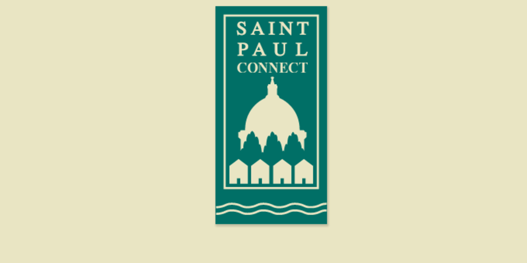 Logo for St. Paul, MN (Saint Paul Connect)