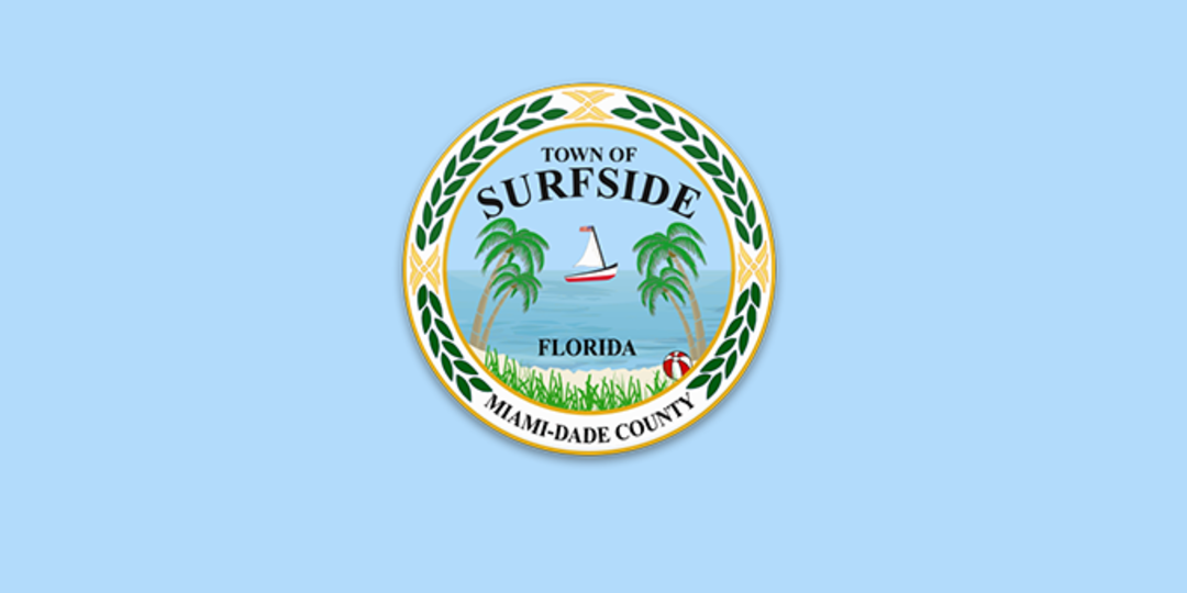 Logo for Town of Surfside, FL
