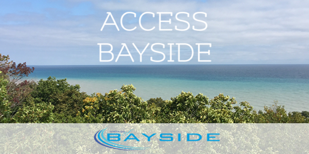 Logo for Bayside, WI
