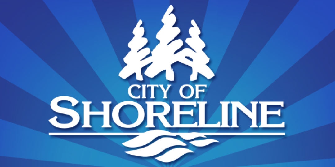 Logo for City of Shoreline, WA