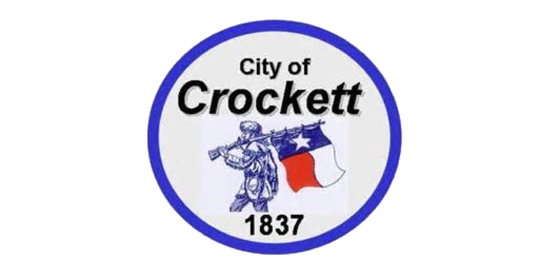 Logo for Crockett, TX