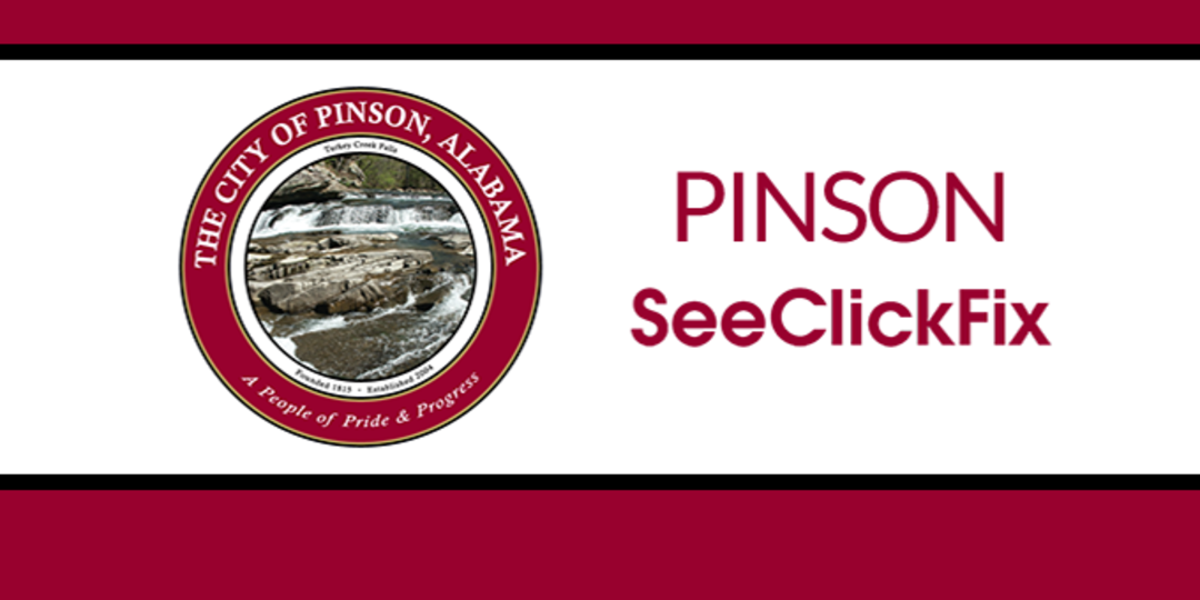 Logo for Pinson, AL