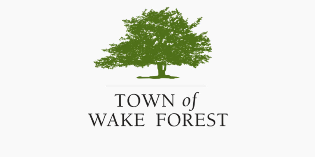 Logo for Wake Forest, NC