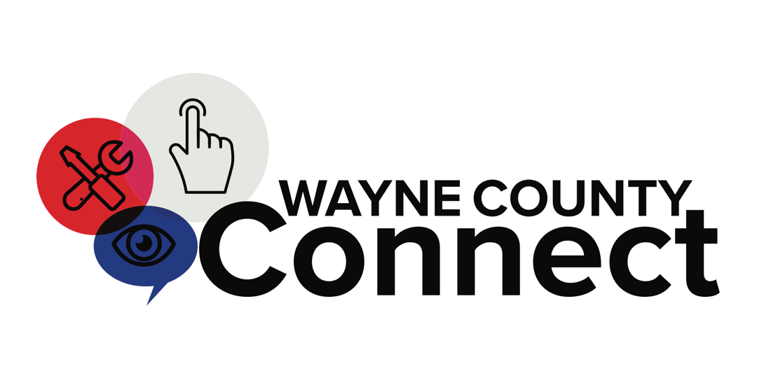 Logo for Wayne County, MI