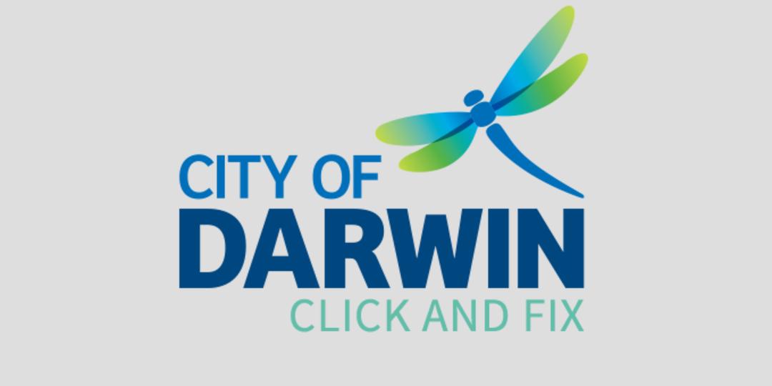 Logo for City of Darwin