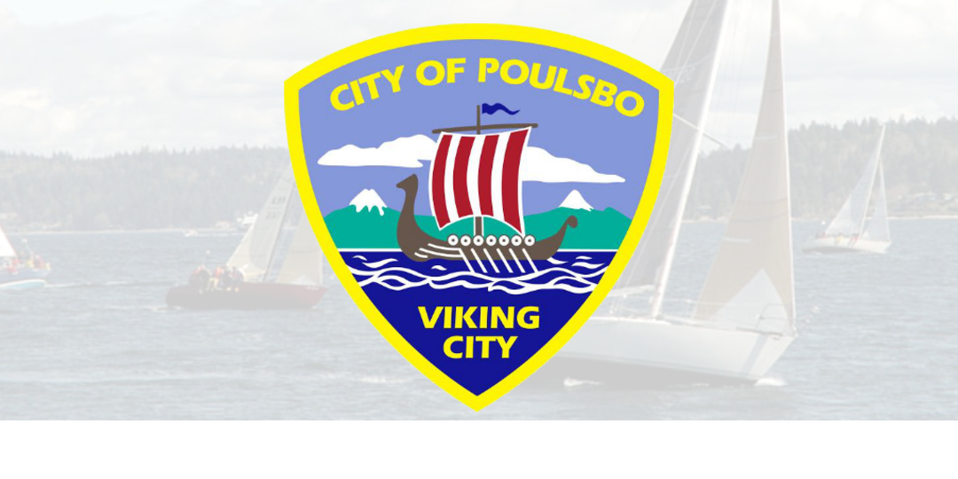 Logo for Poulsbo, WA (Basic)