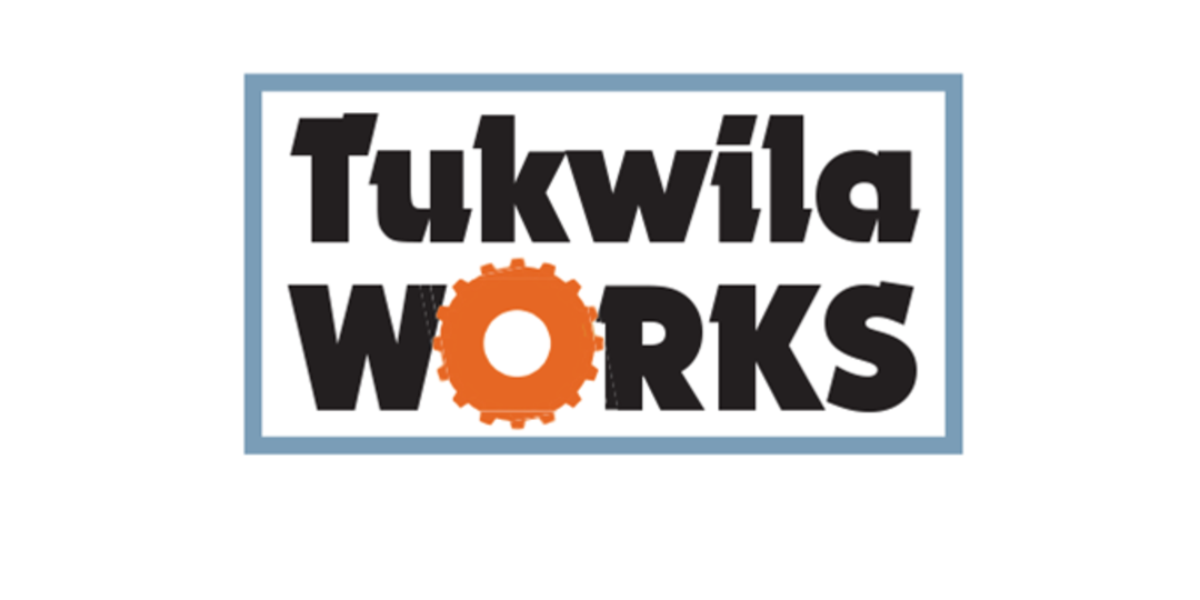 Logo for City of Tukwila, WA