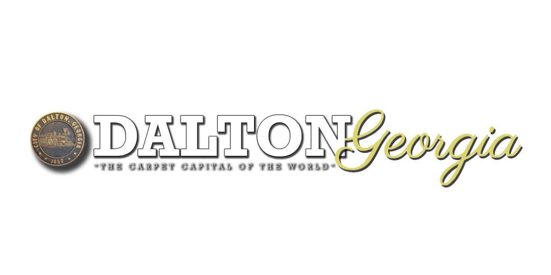 Logo for Dalton, GA