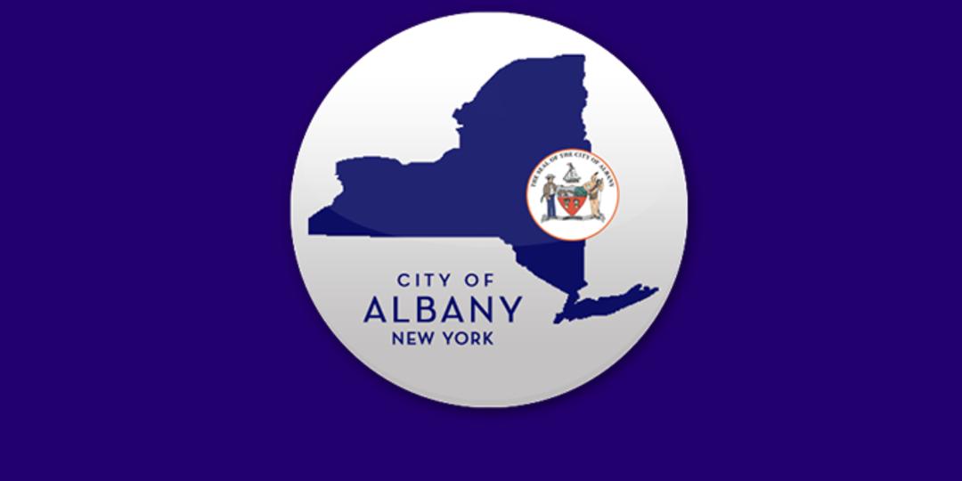 Logo for Albany, NY