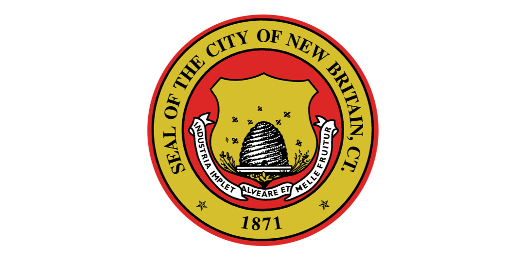Logo for City of New Britain, CT