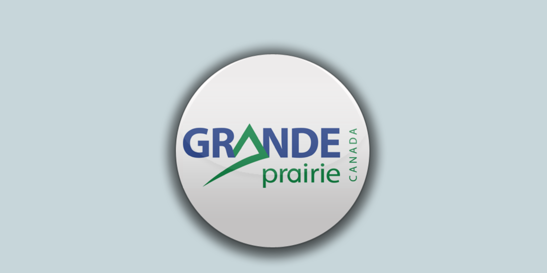 Logo for City of Grande Prairie