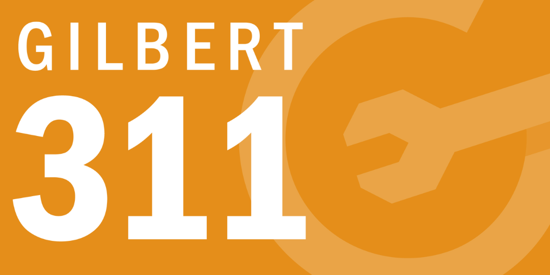 Logo for Gilbert 311