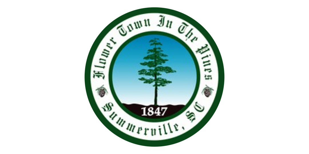 Logo for Town of Summerville, SC