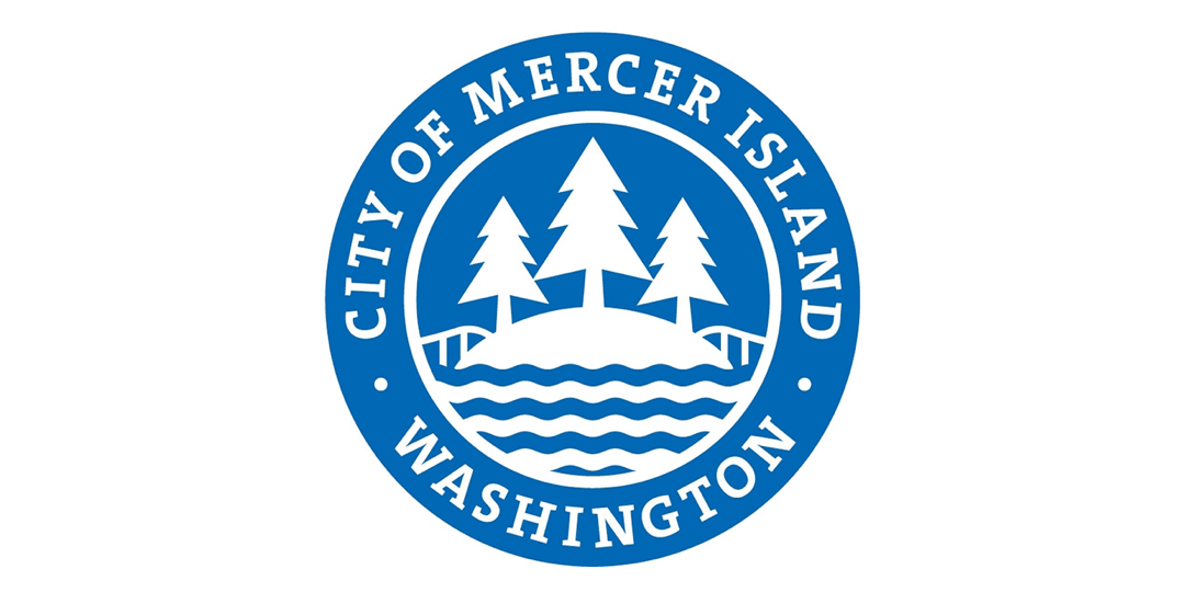 Logo for Mercer Island, WA