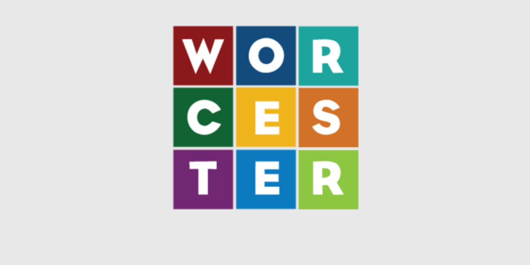 Logo for Worcester, MA