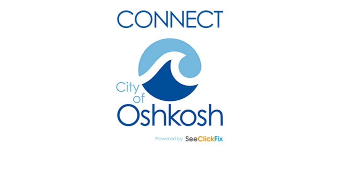 Logo for City of Oshkosh