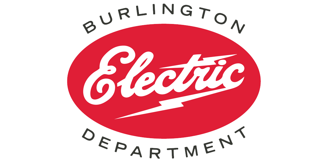 Logo for Burlington Electric Department