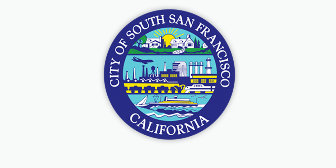 Logo for City of South San Francisco