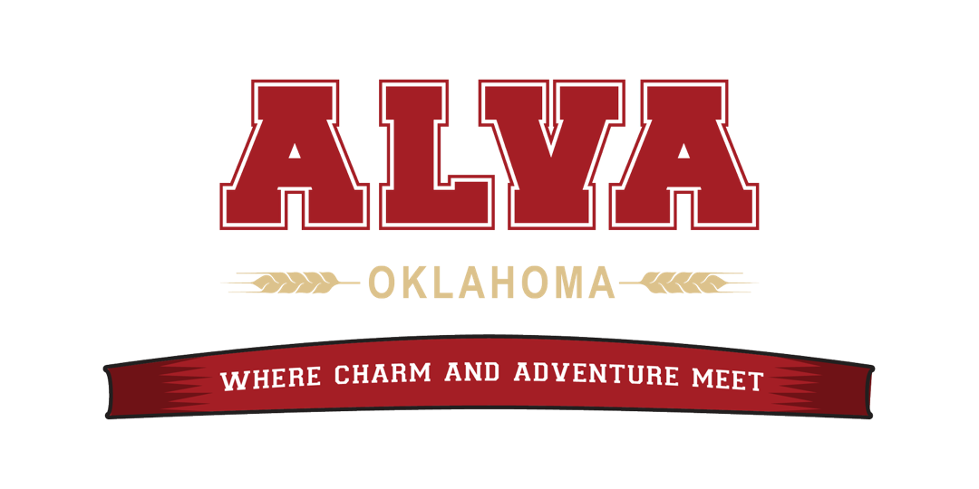 Logo for Alva, OK