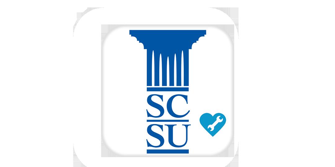 Logo for SCSU