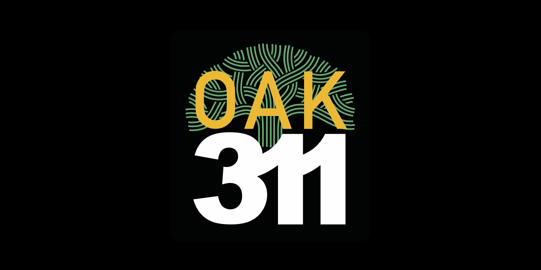 Logo for City of Oakland Call Center