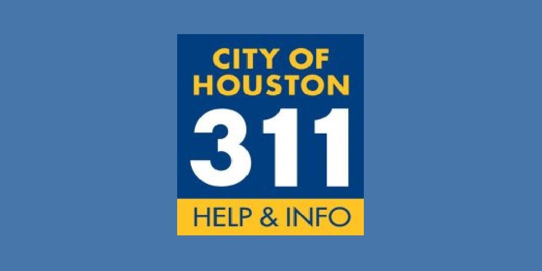 Logo for City of Houston