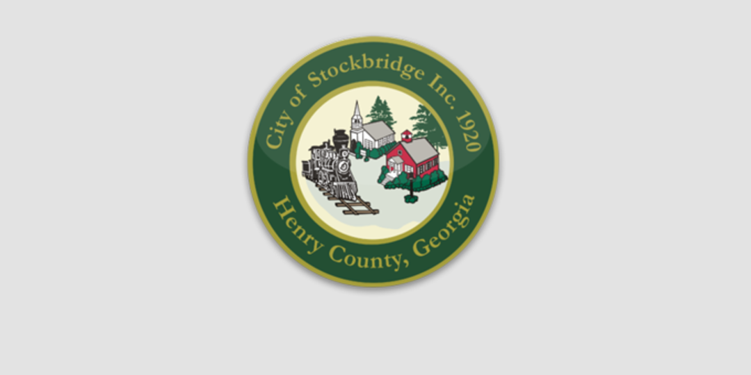 Logo for City of Stockbridge