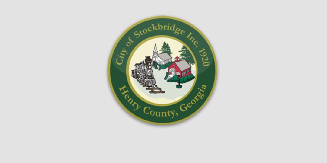 Logo for City of Stockbridge