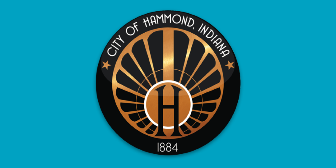 Logo for City of Hammond