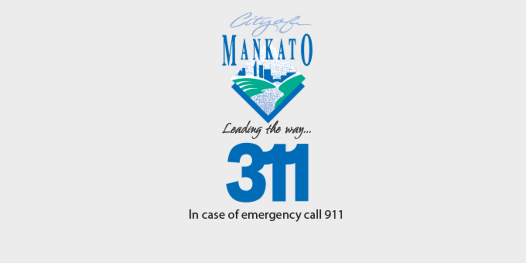 Logo for City of Mankato