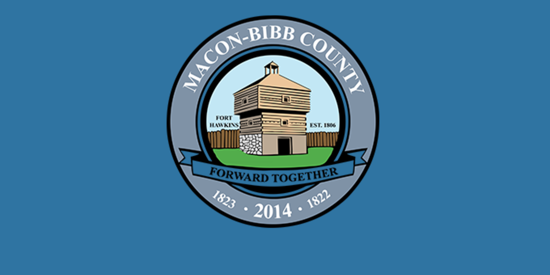 Logo for Macon-Bibb County