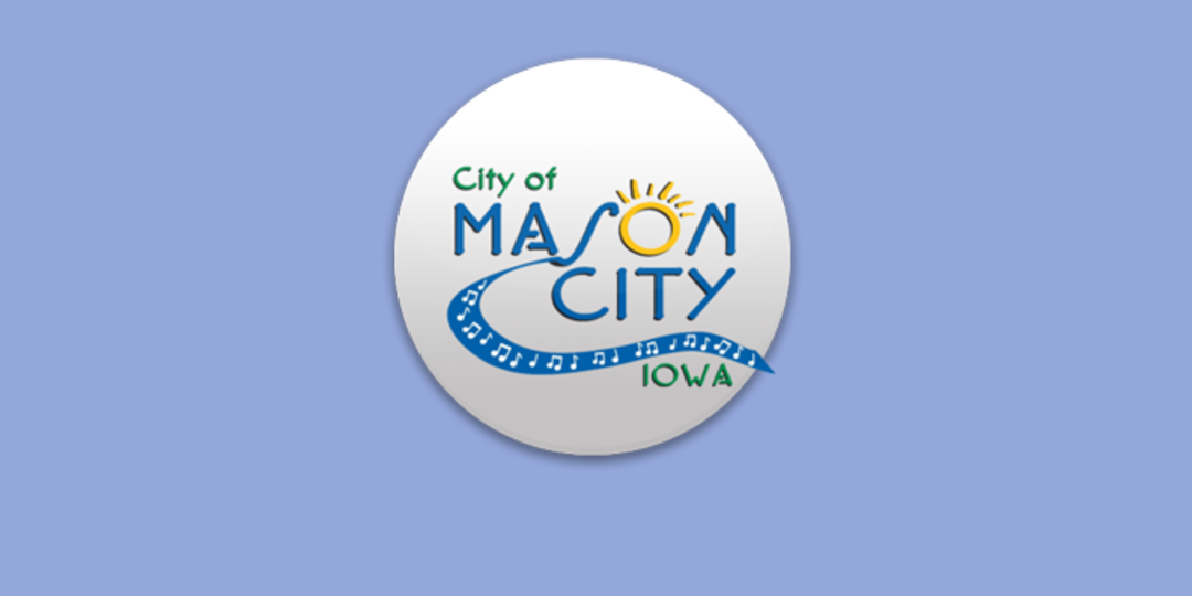 Logo for Mason City, IA