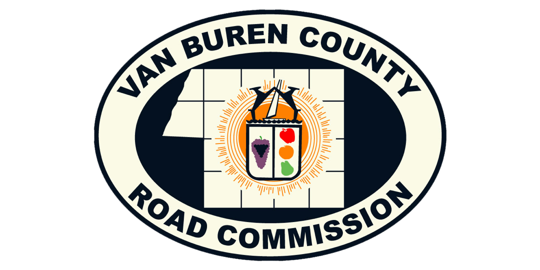 Logo for Van Buren County Road Commission