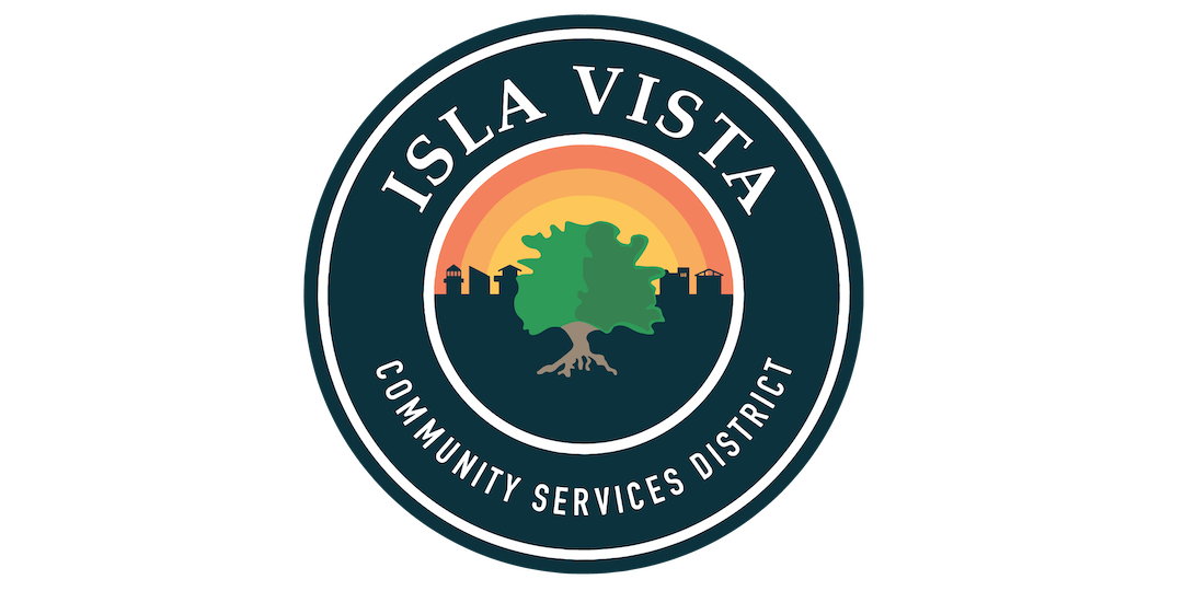 Logo for Isla Vista CSD