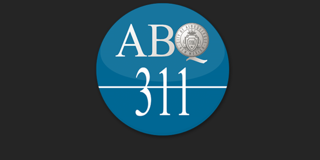 Logo for City of Albuquerque (ABQ311)