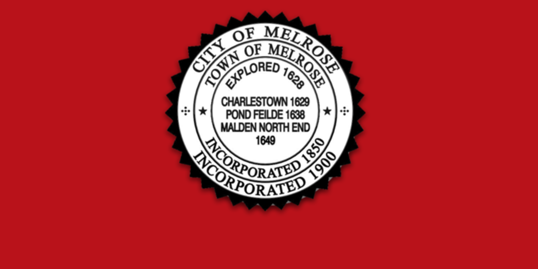 Logo for Melrose, MA