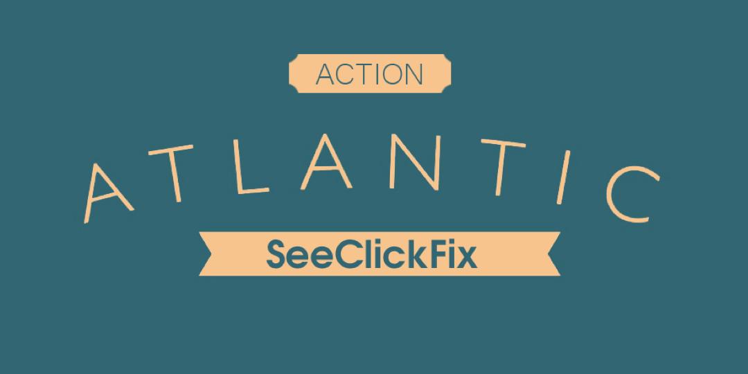 Logo for Atlantic, IA