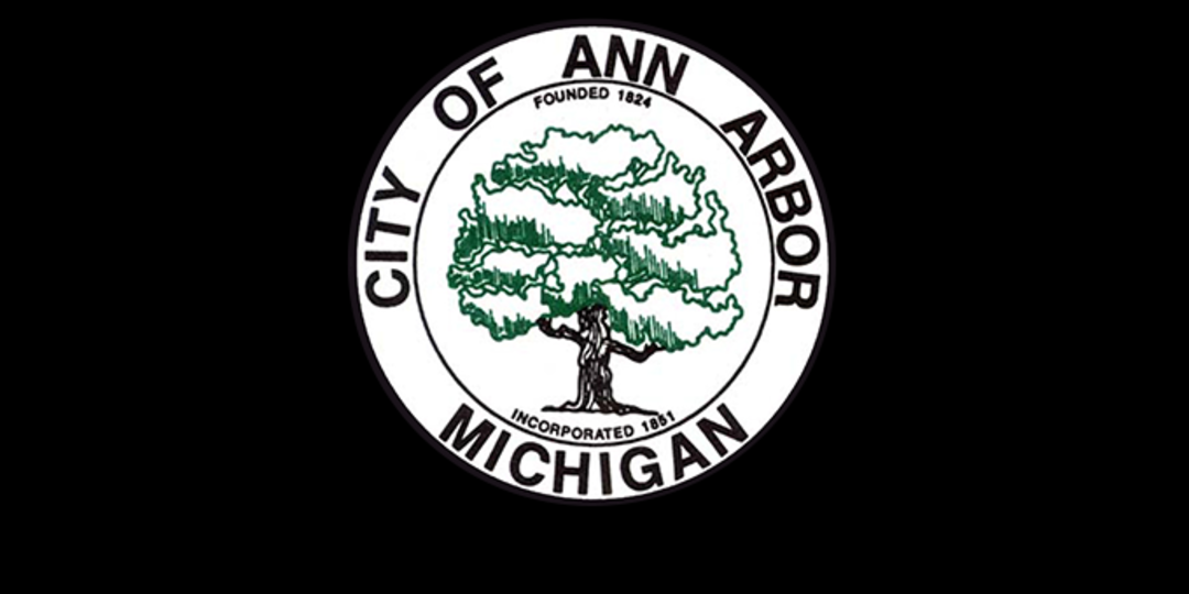 Logo for City of Ann Arbor